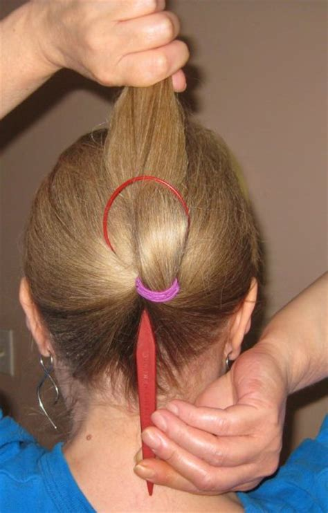 Ponytail Hairstyle Tools by Topsy Hairstyles For Hair Hairstylegalleries