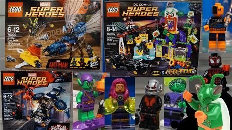 dc super heroes lego sets summer 2015 lego marvel sets summer 2015 toys for prefer