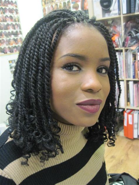braids for nappy 40 kinky twists styles you must try