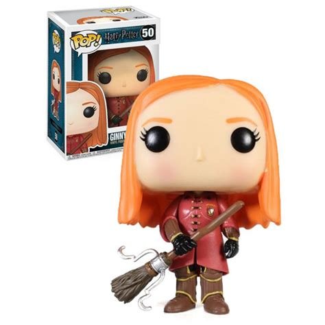 Funko Pop Harry Potter Ginny Quidditch Robes Exclusive funko pop harry potter 50 ginny weasley quidditch robes