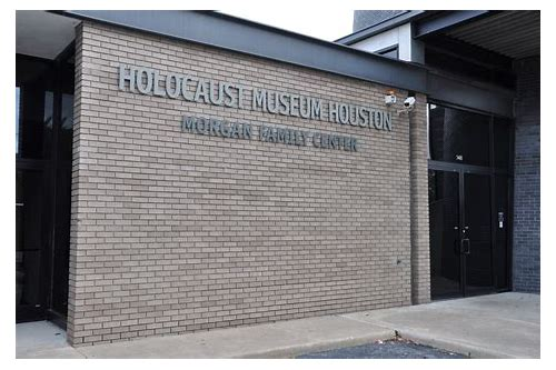 houston holocaust museum coupon