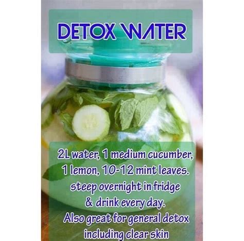 Number One Detox Water by Musely