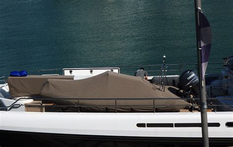 boat covers new zealand cary ali superyacht launched custom marine canvas new