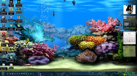 download live themes for windows 10 aquarium live wallpaper windows 10 wallpapersafari