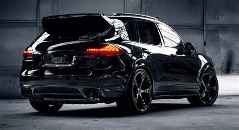 porsche cayenne blacked porsche cayenne black car hd desktop wallpapers 4k hd