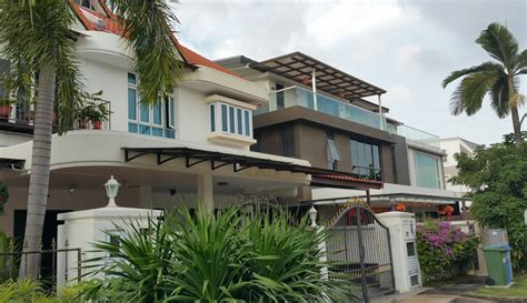 terrace house renovation terrace house renovation wuxing construction pte ltd