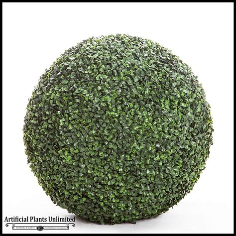 boxwood hedge indoor topiary artificial - Artificial Topiary Balls