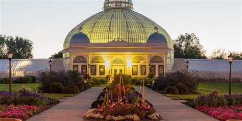 best wedding venues western new york buffalo and erie county botanical gardens weddings