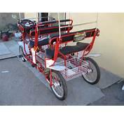 KCs Kruisers  Motorized Bike Forum Surrey 6 Seat Electric Shifter