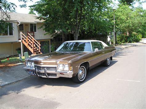 1972 chevrolet impala pictures cargurus