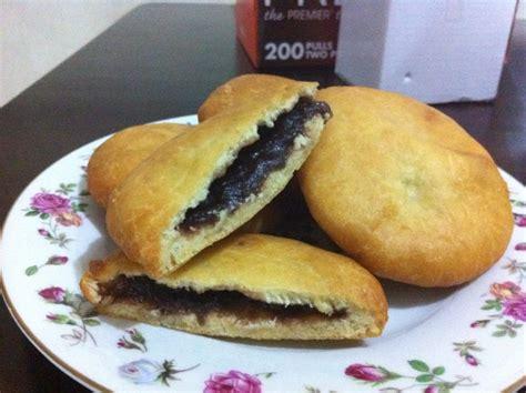 membuat roti goreng lembut cik wan kitchen pau goreng kelate aka roti goreng