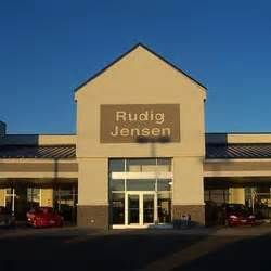 rudig jensen new ford chrysler dodge jeep ram new | autos post