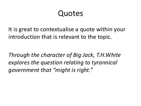 templates for introducing quotes how to write a text response
