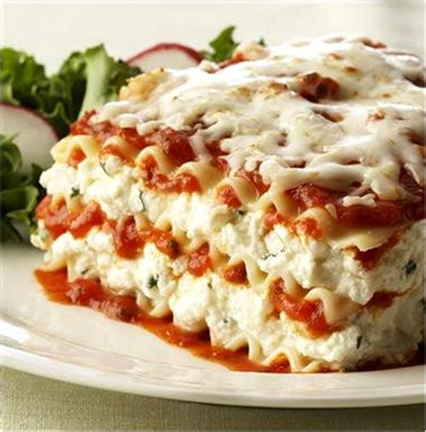 steps to make cheese lasagna recipe