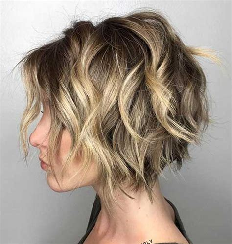 curly long hair with short layers cut yourself 2018 must see choppy short haircuts short hairstyles