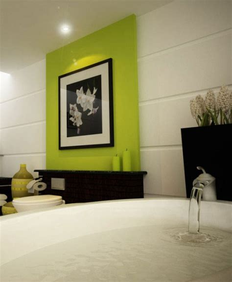 green accent wall bedroom juicy green accents in bedrooms 59 stylish ideas digsdigs