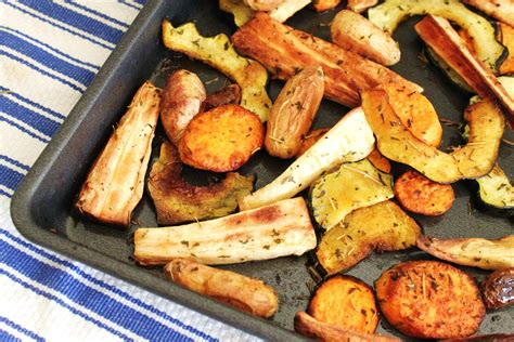 roasted vegetables root duck roasted root vegetables burns