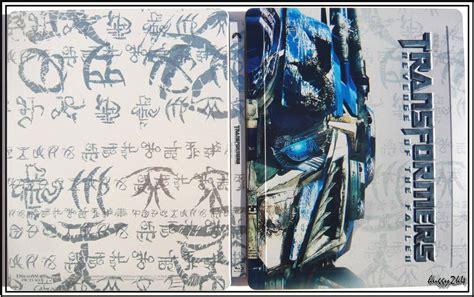 Transformers The Uk Exclusive Steelbook transformers of the fallen steelbook
