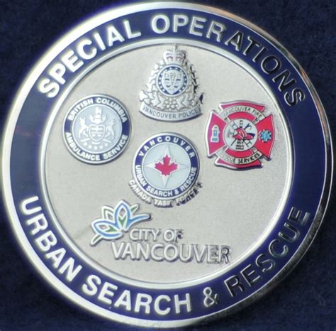Vancouver Lookup Vancouver Special Operations Search Rescue Challengecoins Ca
