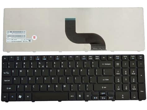 new genuine acer aspire 5536 5738 5740 5810 5810t 7535 7736 laptop keyboard