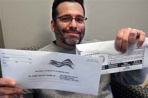 Dan Siliverman Unh Mba Course check absentee ballots for proper postage news