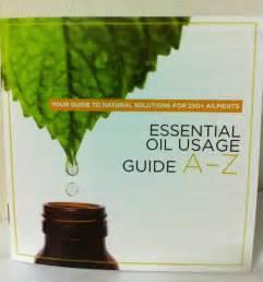 Essential Oil Usage Guide
