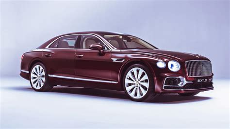 the new bentley flying spur will make chauffeurs very