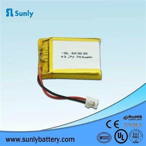 Battery Li Ion 3 7v 300mah lipo battery 3 7v 450mah rechargeable lithium battery for