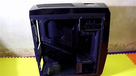 Casing Armaggeddon Microtron T2z review armaggeddon microtron t2x casing gaming