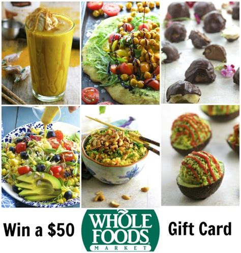 Whole Foods Market Gift Card - tell us what you think and win a 50 whole foods gift card may i have that recipe