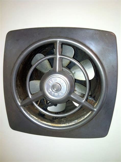 Kitchen Exhaust Fan Restored Vintage Miami Carey Kitchen Vent Fan Unearthered
