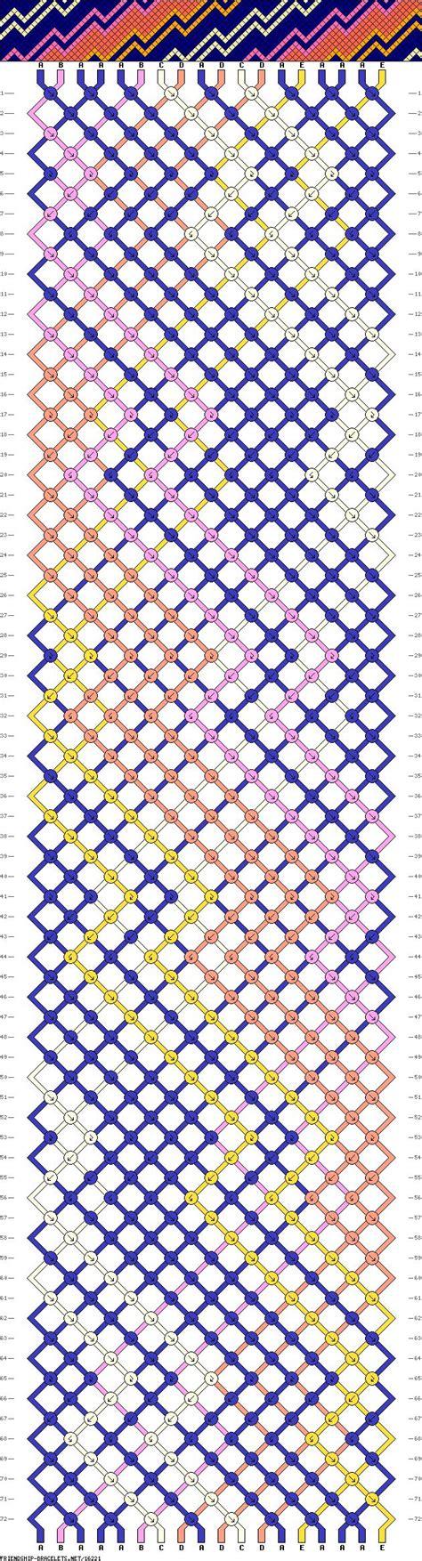 Cool Macrame Bracelet Patterns - 17 best images about macrame on friendship