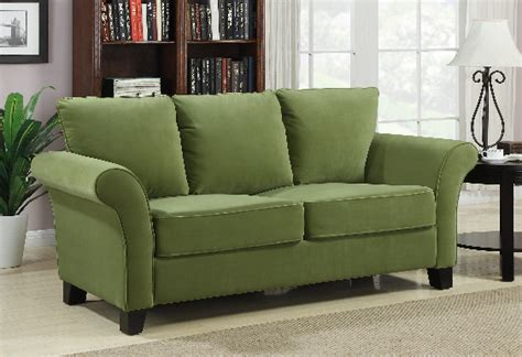 green colour sofa get your color on jumpstart spring by decorating with
