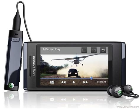 Hp Sony Layar Sentuh zona inormasi teknologi terkini harga dan spesifikasi handphone terbaru sony ericsson u10i