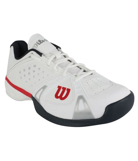 wilson sports shoes wilson white sport shoes price in india buy wilson white