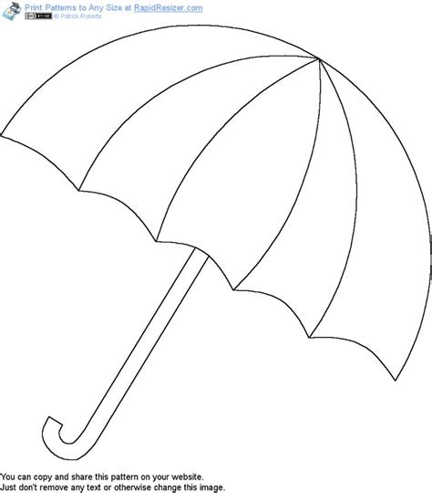 umbrella art pattern free umbrella pattern get it and more free designs at