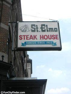 st elmo steak house indianapolis in vintage indy in on pinterest indiana museums and monuments