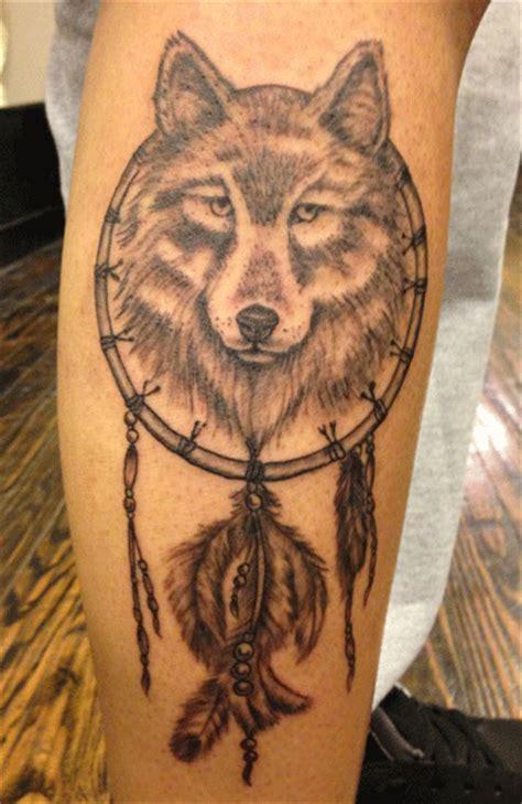 tattoo dreamcatcher wolf 72 mysterious dream catcher tattoos design wolf