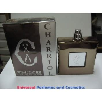 Parfum Original Charriol Royal Leather Edp 100ml M charriol royal leather by charriol perfumes 100ml e d p