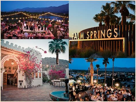 Wedding Venues Palm Springs by Intimate Palm Springs Wedding Destination Weddings