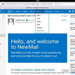 outlook.com: an all new metro style hotmail with skype