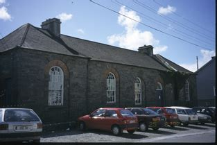 Clare County Court Records Ennistymon Courthouse Former Parliament