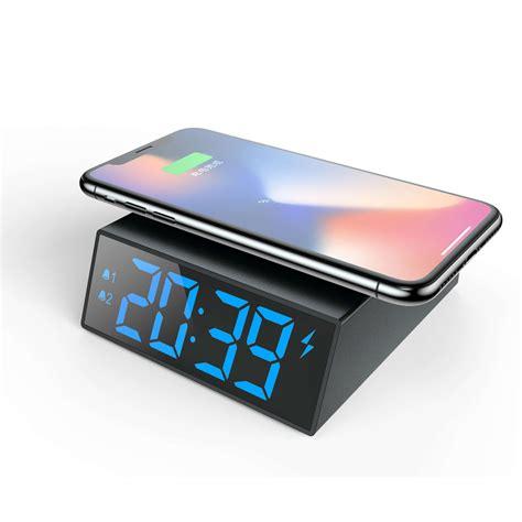 buy wireless weather station digital alarm clock air quality monitor