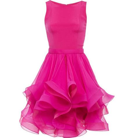Dsjt1171206179781 Mini Dress Ruffle Dress Zara Pink 1000 ideas about frilly dresses on ruffles satin and