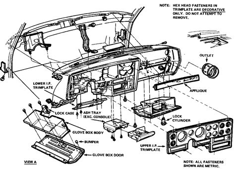 service manual remove instrument cluster from a 1978 pontiac grand prix service manual
