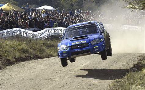 subaru rally jump t 233 l 233 charger 1366x768 argentine courses poussi 232 re saut