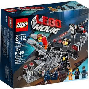Lego Sets Review Lego 70801 Melting Room