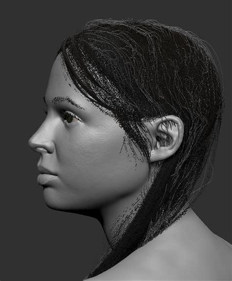 zbrush hair tutorial fibermesh creating and rendering fibermesh hair http www