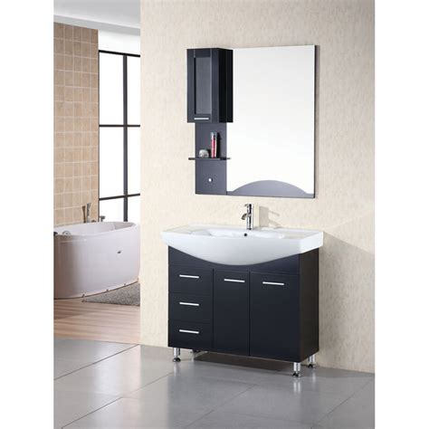 Design Element Bathroom Vanities by Design Element Designer S 40 Quot Bathroom Vanity Set