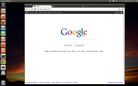 google chrome themes for ubuntu how to install google chrome on ubuntu 11 10 sudobits